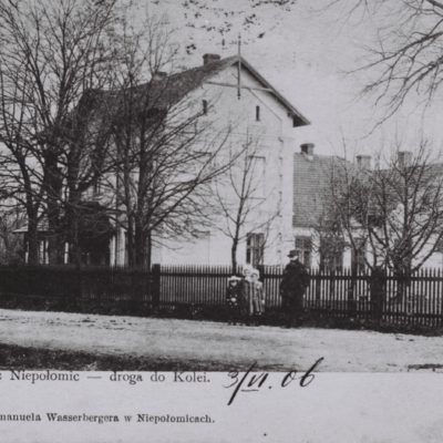 Obecnie przedszkole na ul. Kościuszki