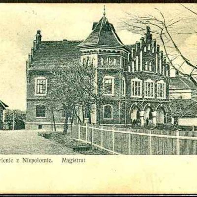 Magistrat 1914
